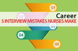 Top 5 Mistakes with Nursing Interview Questions